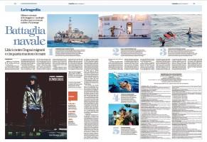 La Repubblica – November 2017
