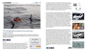 La Stampa – November 2017