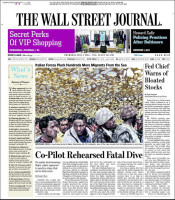 The Wall Street Journal – May 2015