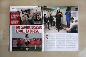 Gente Magazine – March 2015