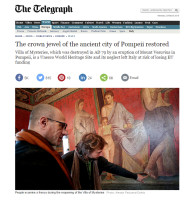 The Telegraph – March 2015