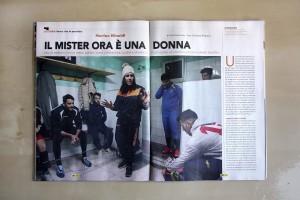 Sportweek Magazine – March 2015