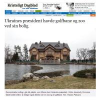 Kristeligt Dagblad – February 2014