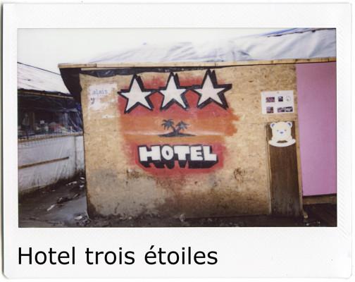 Copertina galleria - Hotel trois étoiles